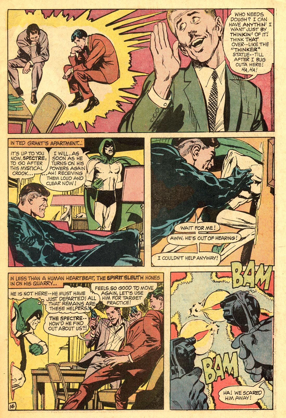 Read online Adventure Comics (1938) comic -  Issue #496 - 91