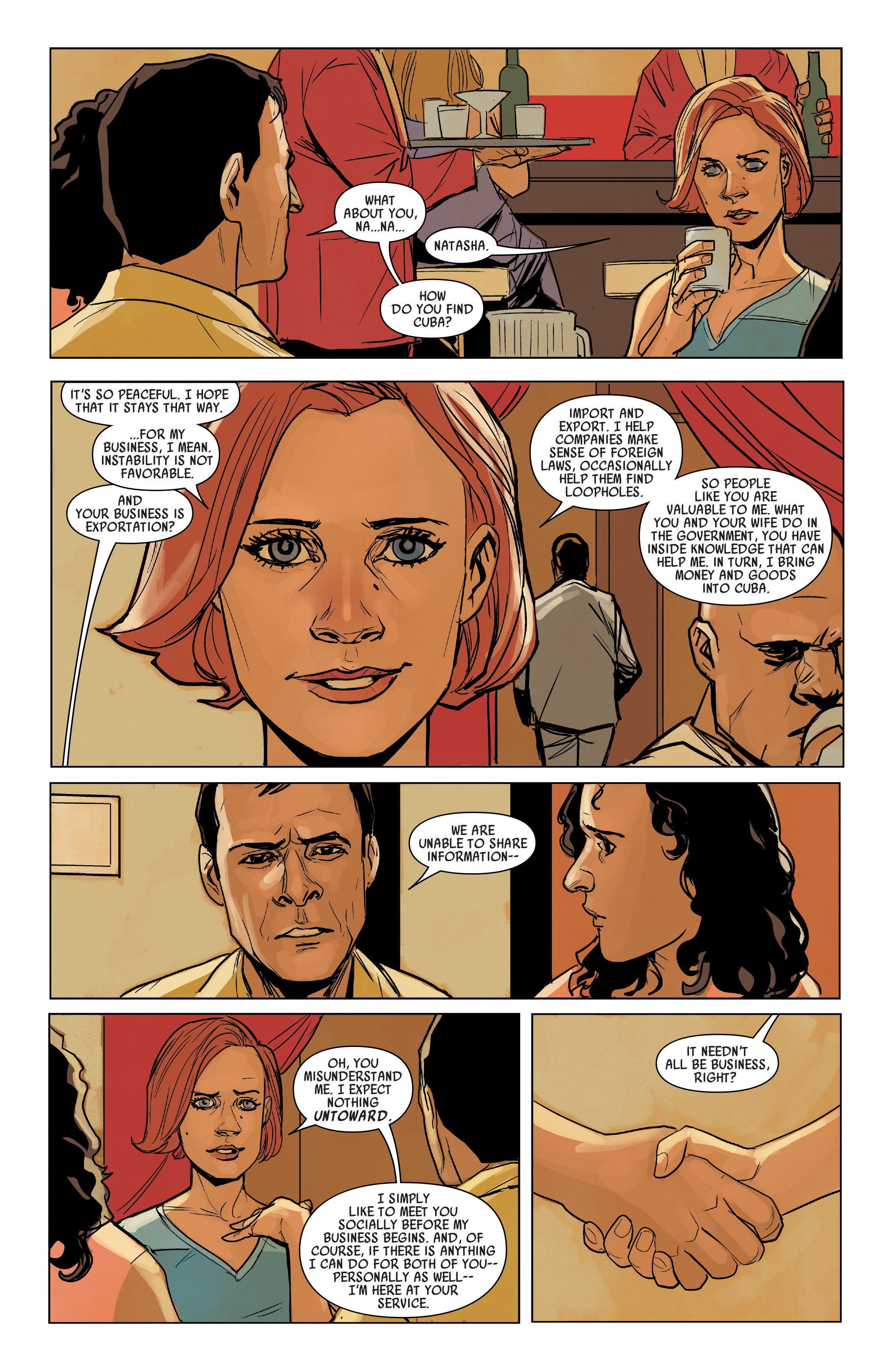 Read online Secret Wars: Last Days of the Marvel Universe comic -  Issue # TPB (Part 1) - 224