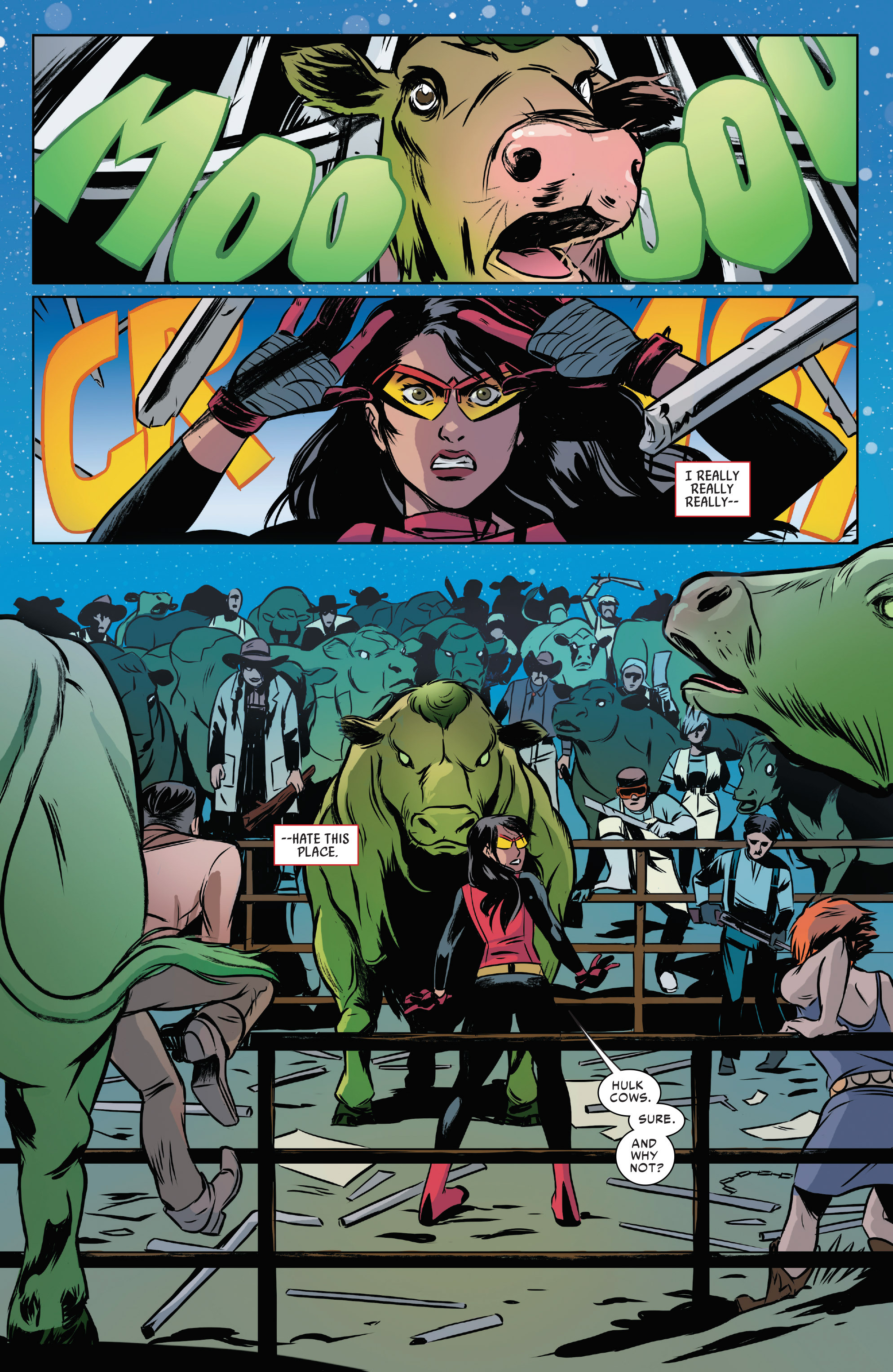 Read online Secret Wars: Last Days of the Marvel Universe comic -  Issue # TPB (Part 2) - 243