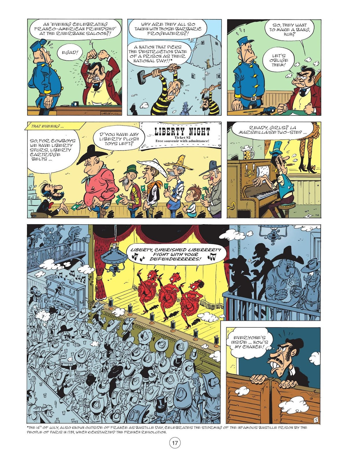 A Lucky Luke Adventure issue 71 - Page 19
