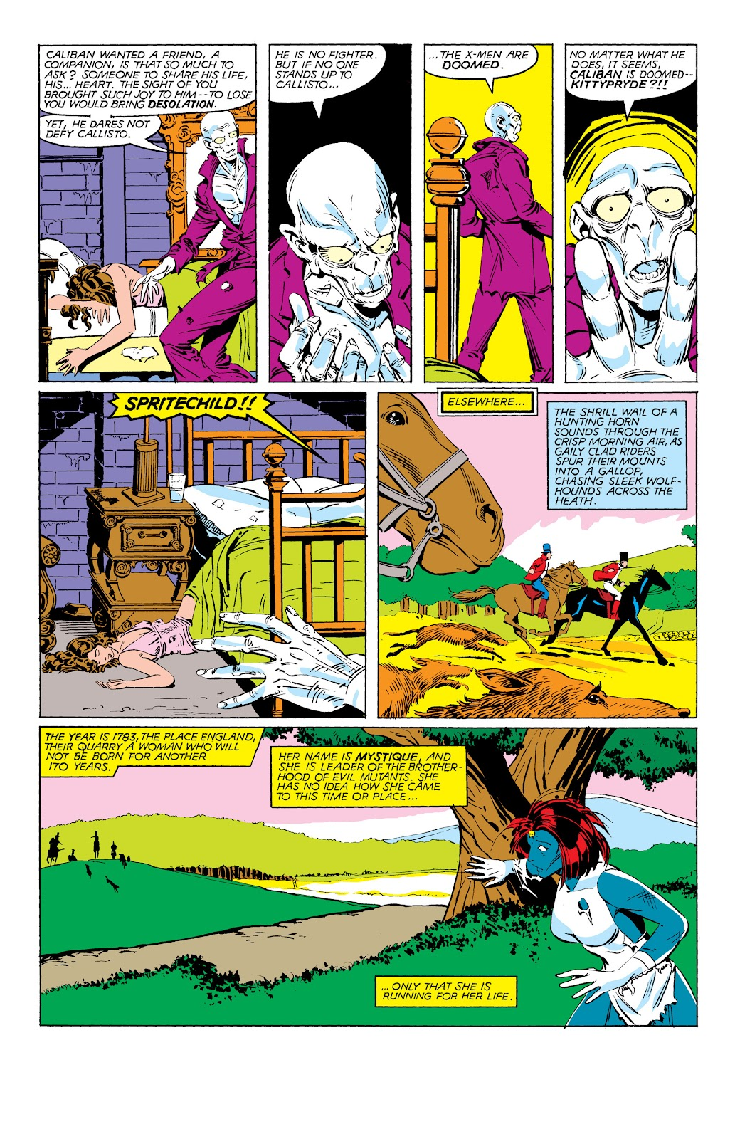 Uncanny X-Men (1963) issue 170 - Page 11