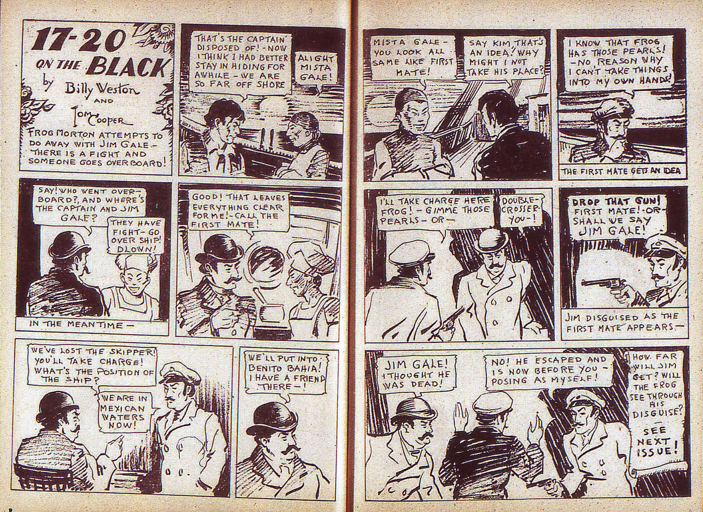 Read online Adventure Comics (1938) comic -  Issue #5 - 18