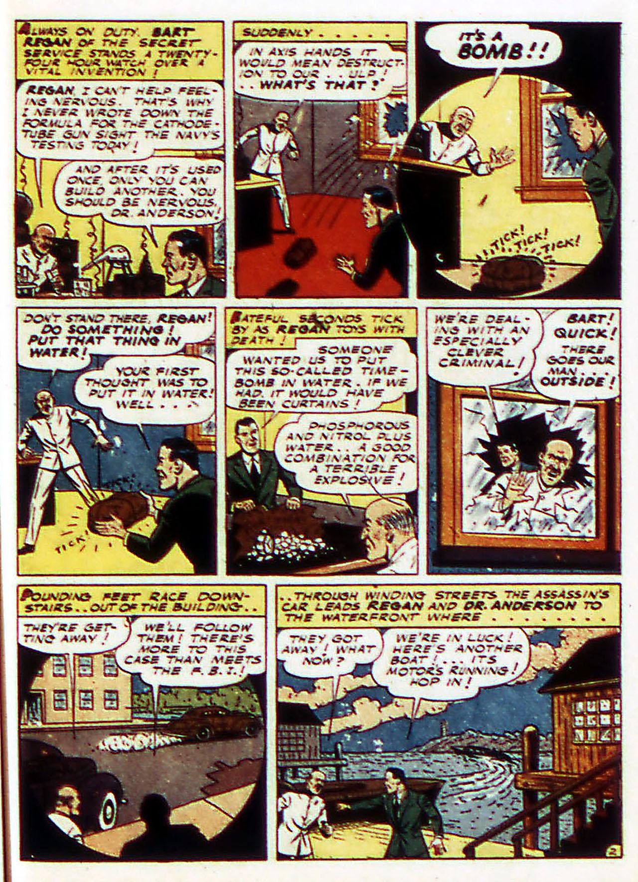 Read online Detective Comics (1937) comic -  Issue #72 - 44