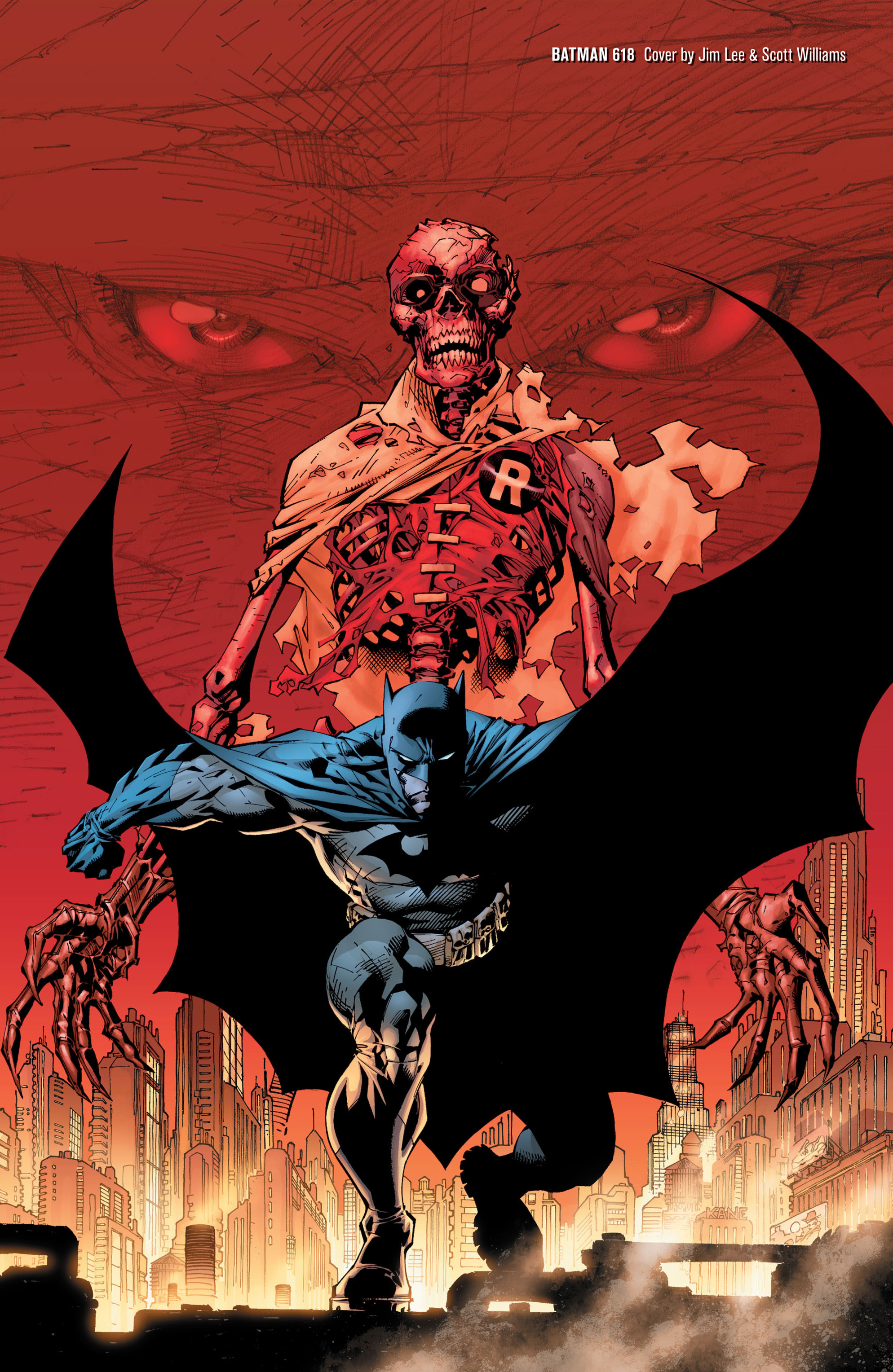 Read online Batman: Under The Red Hood comic -  Issue # Full - 360