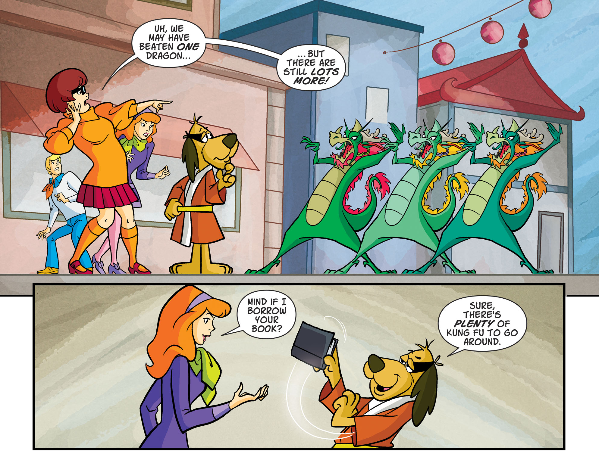 Read online Scooby-Doo! Team-Up comic -  Issue #52 - 12
