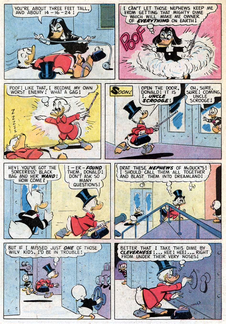 Read online Uncle Scrooge (1953) comic -  Issue #140 - 19