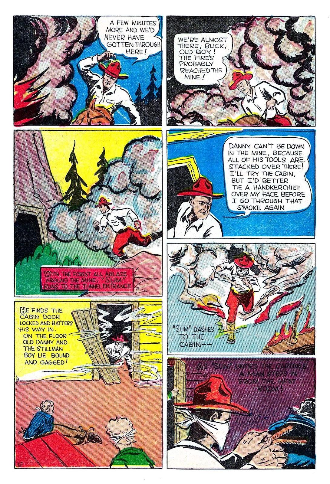Amazing Man Comics issue 5 - Page 56