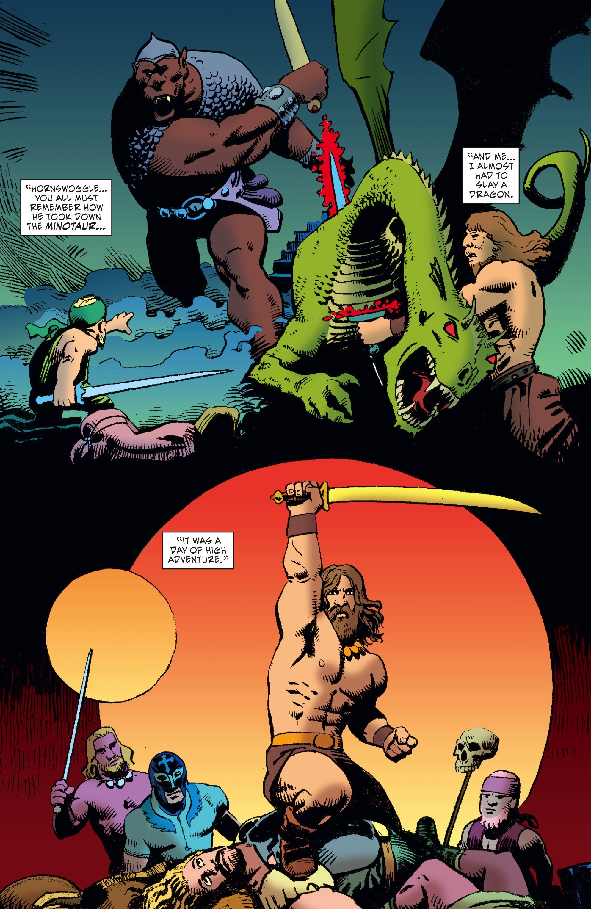 Read online WWE Superstars comic -  Issue #5 - 17