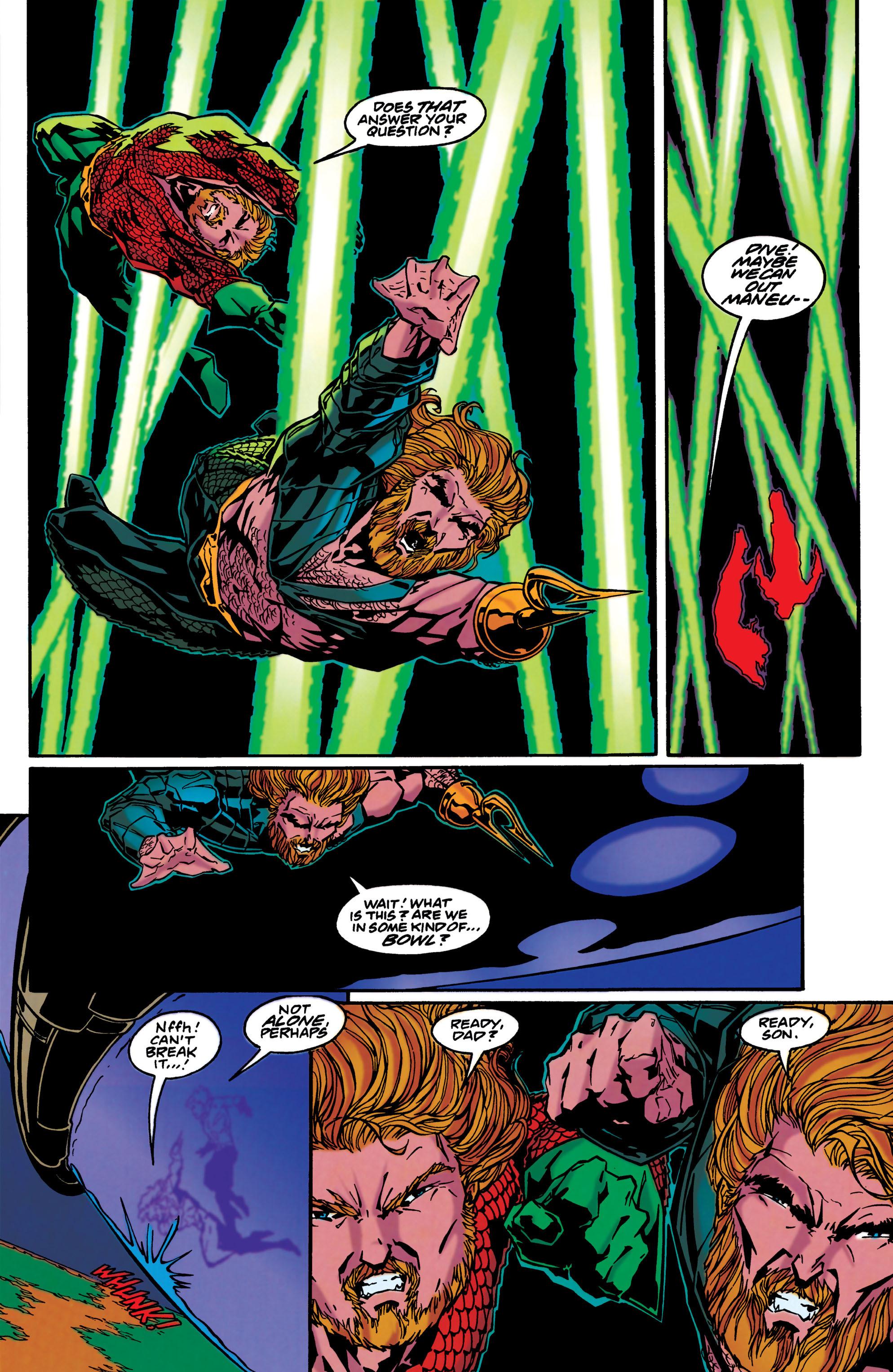 Read online Aquaman (1994) comic -  Issue #47 - 21