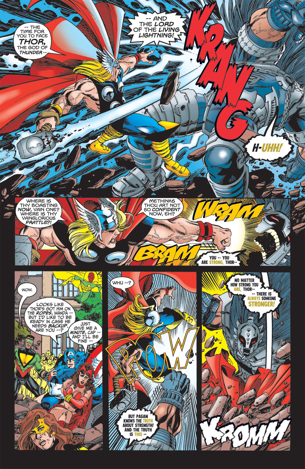Read online Avengers (1998) comic -  Issue #15 - 16
