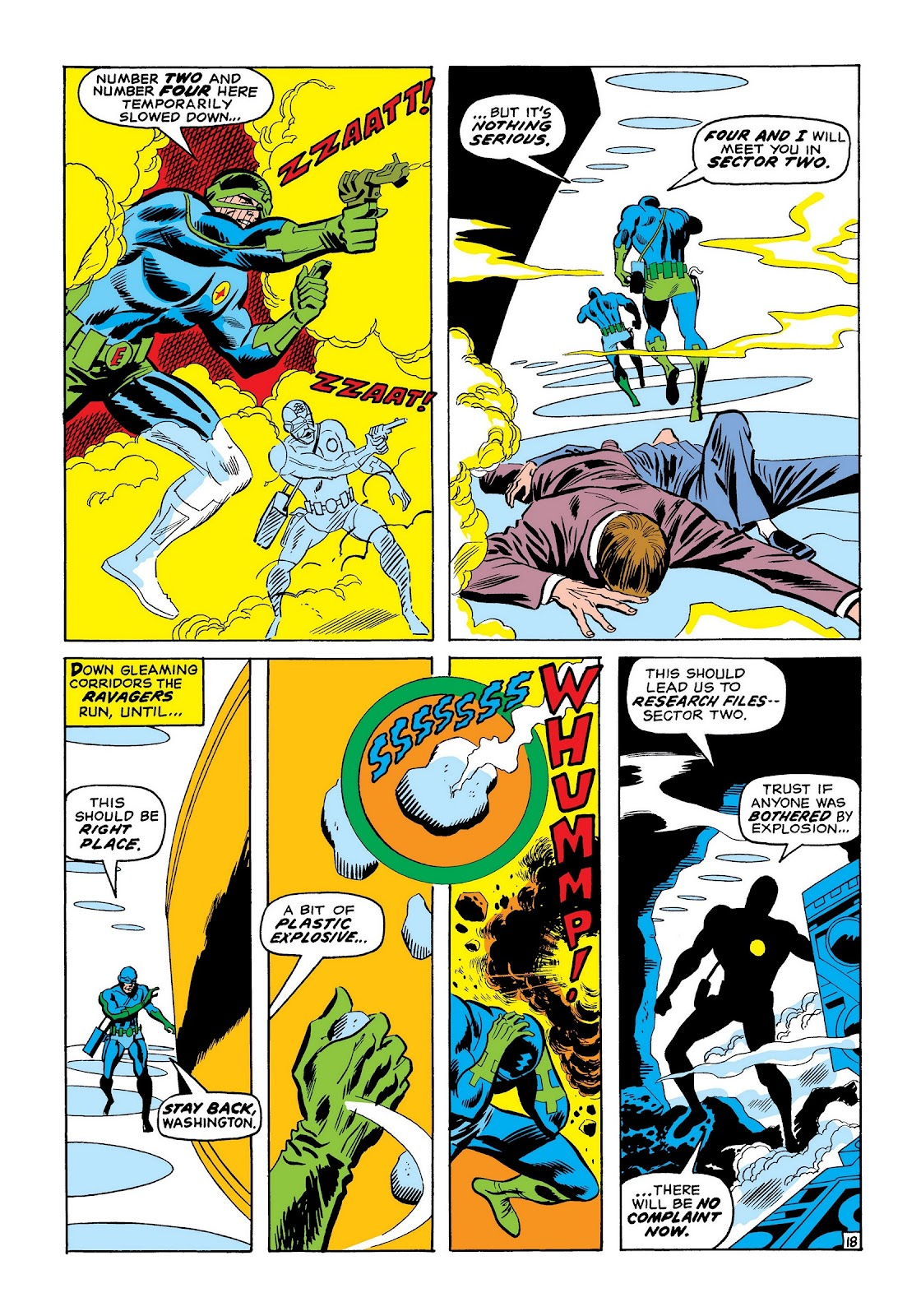 Read online Marvel Masterworks: The Invincible Iron Man comic -  Issue # TPB 7 (Part 2) - 66