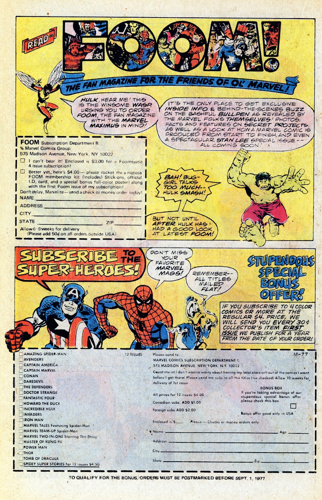 Marvel Triple Action (1972) issue 36 - Page 22