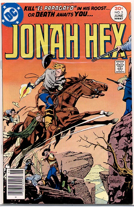 Jonah Hex (1977) 2 Page 1