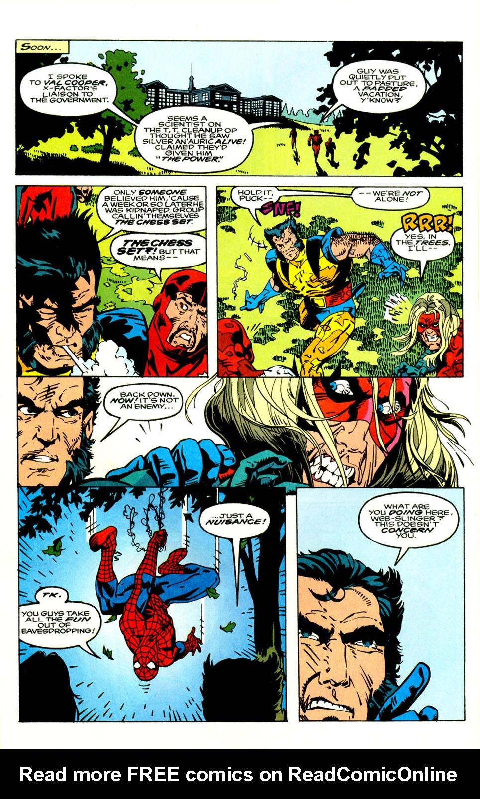 Read online Alpha Flight (1983) comic -  Issue #121 - 8