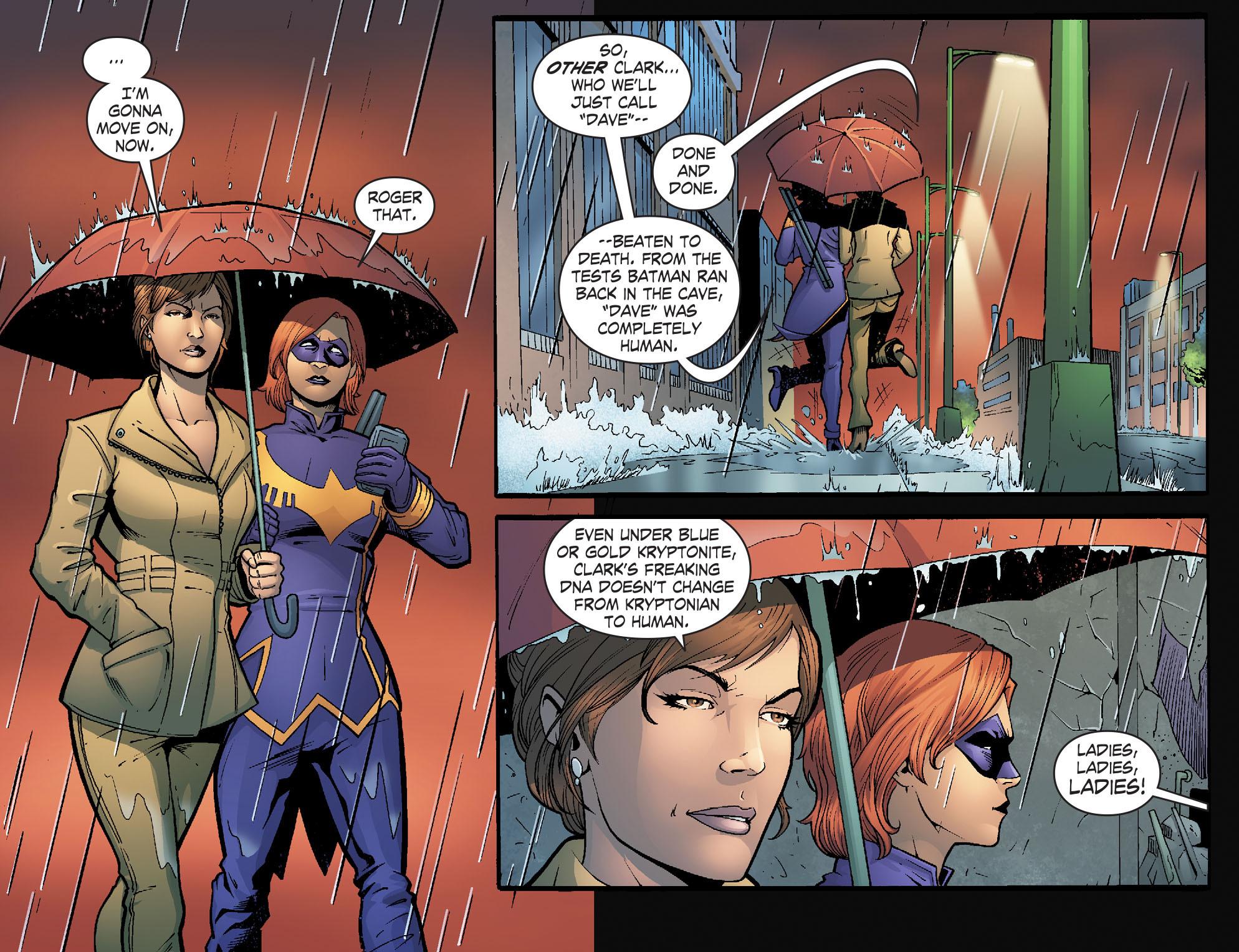 Read online Smallville: Alien comic -  Issue #8 - 4