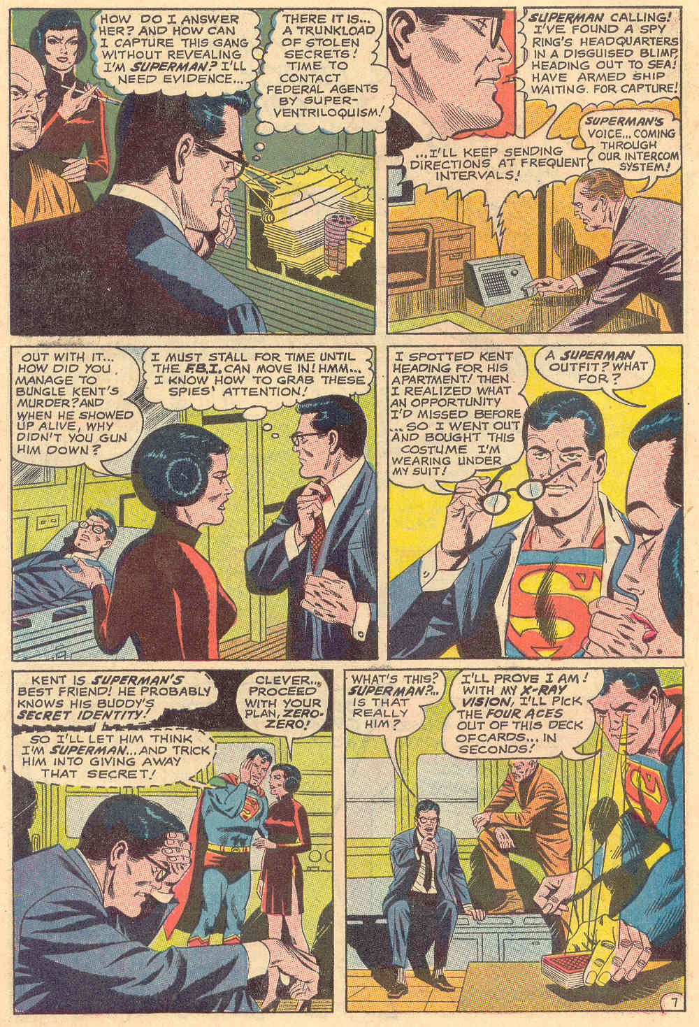 Read online Action Comics (1938) comic -  Issue #375 - 10