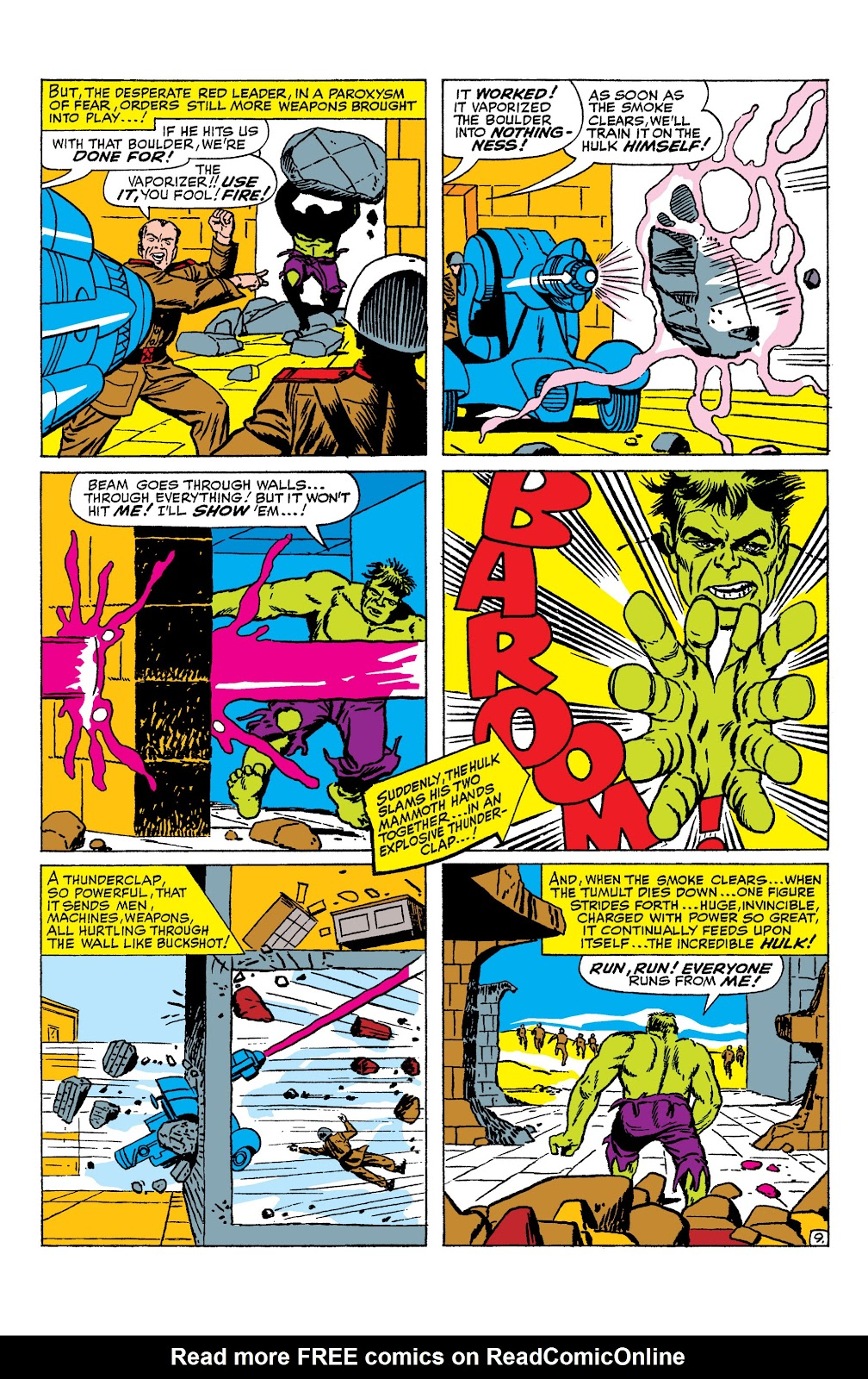 Read online Marvel Masterworks: The Incredible Hulk comic -  Issue # TPB 2 (Part 1) - 88