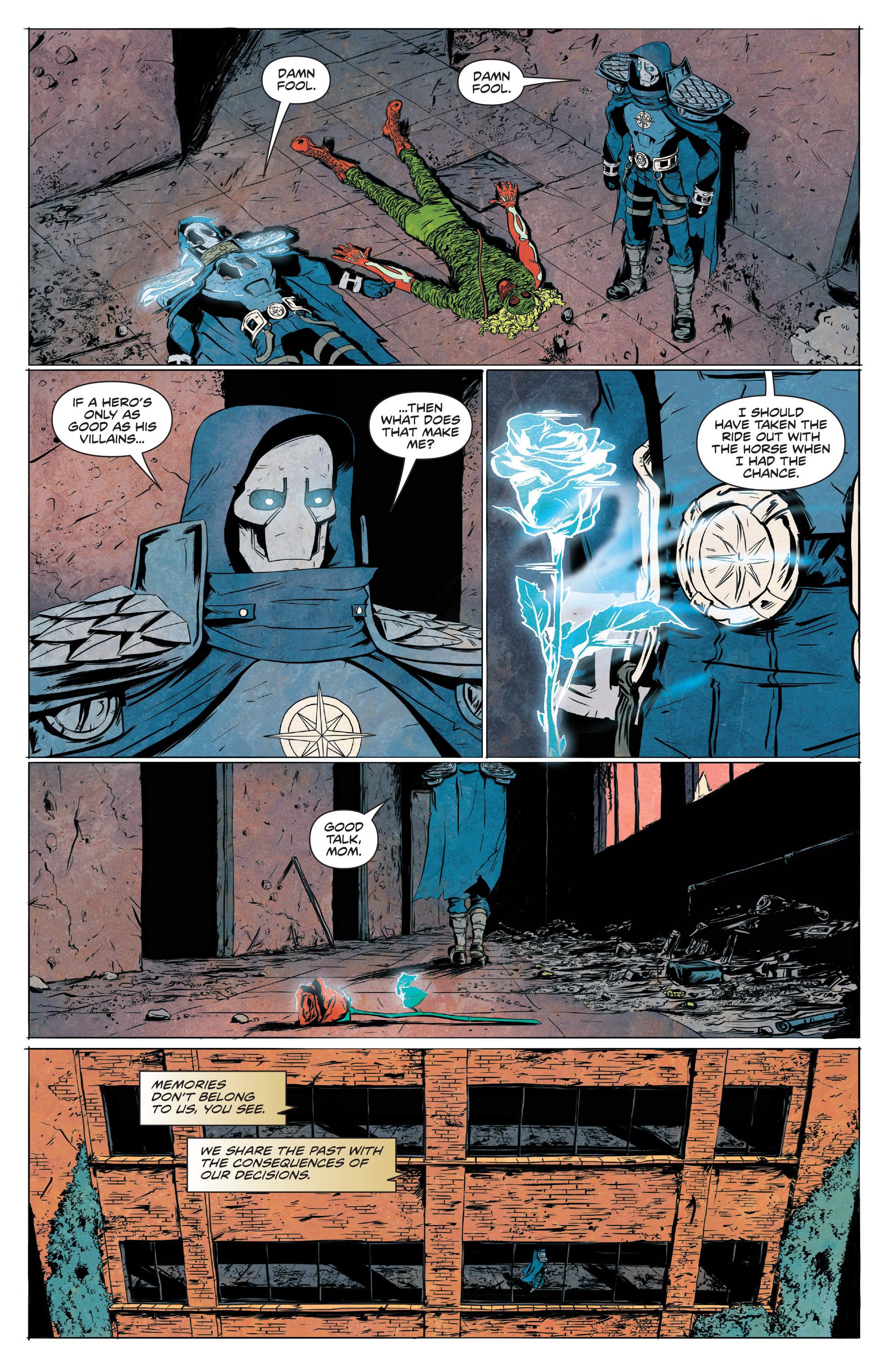 Read online Translucid comic -  Issue #4 - 14