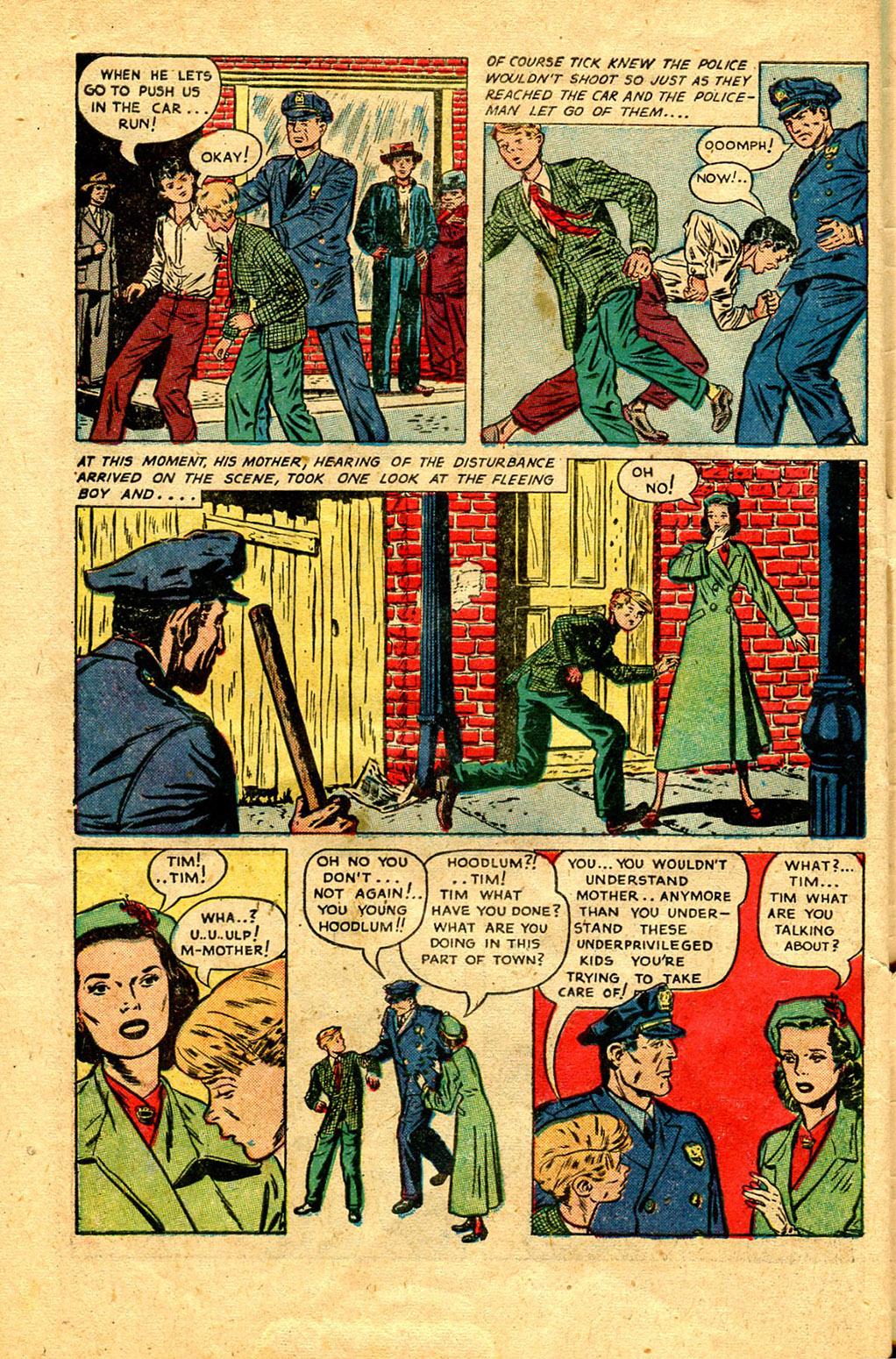 Read online Shadow Comics comic -  Issue #100 - 46