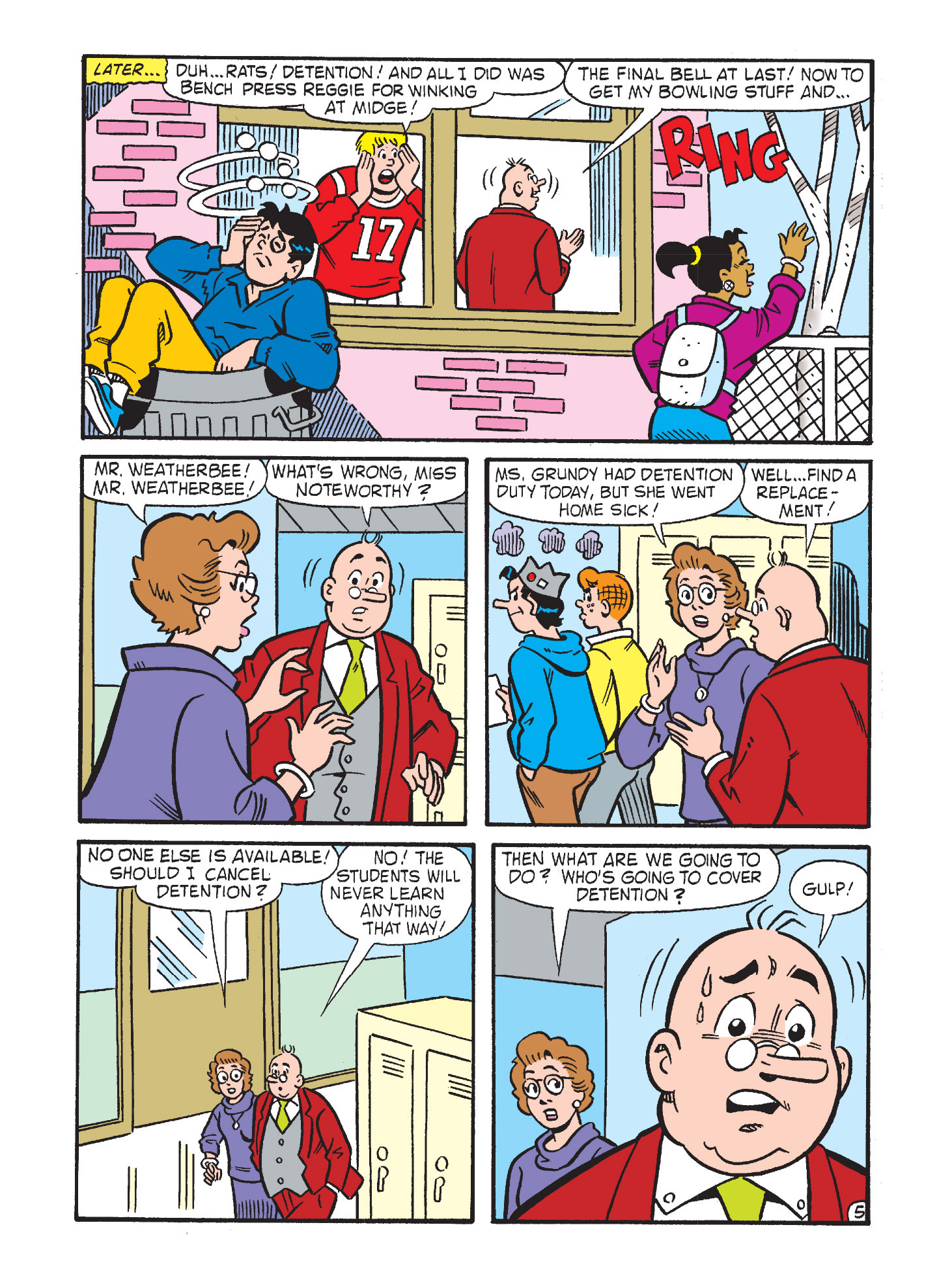 Read online Archie's Funhouse Double Digest comic -  Issue #3 - 119