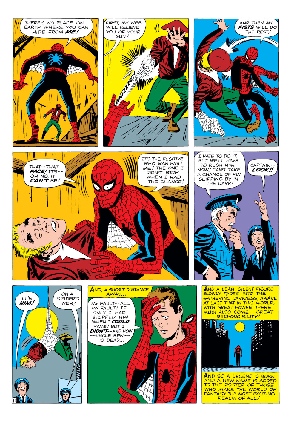 The Amazing Spider-Man (1963) 275 Page 18