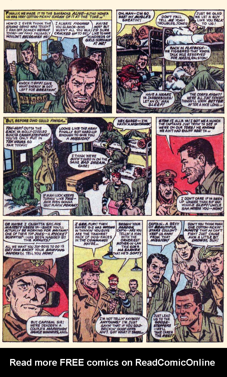 Read online Sgt. Fury comic -  Issue #139 - 9