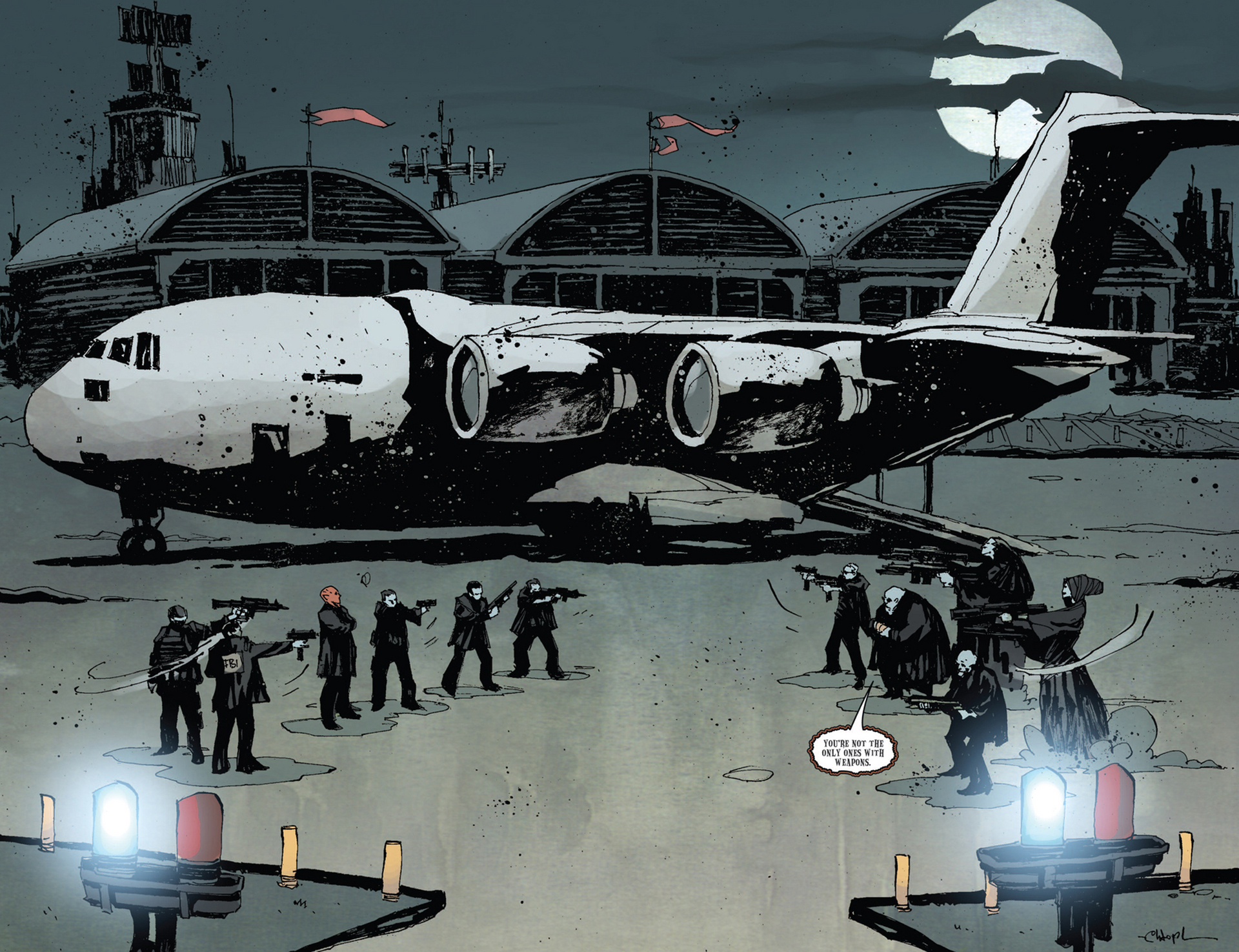 Read online 30 Days of Night (2011) comic -  Issue #11 - 18