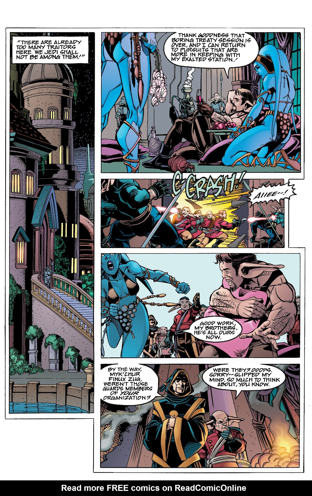 Read online Star Wars Legends Epic Collection: The Menace Revealed comic -  Issue # TPB (Part 4) - 25