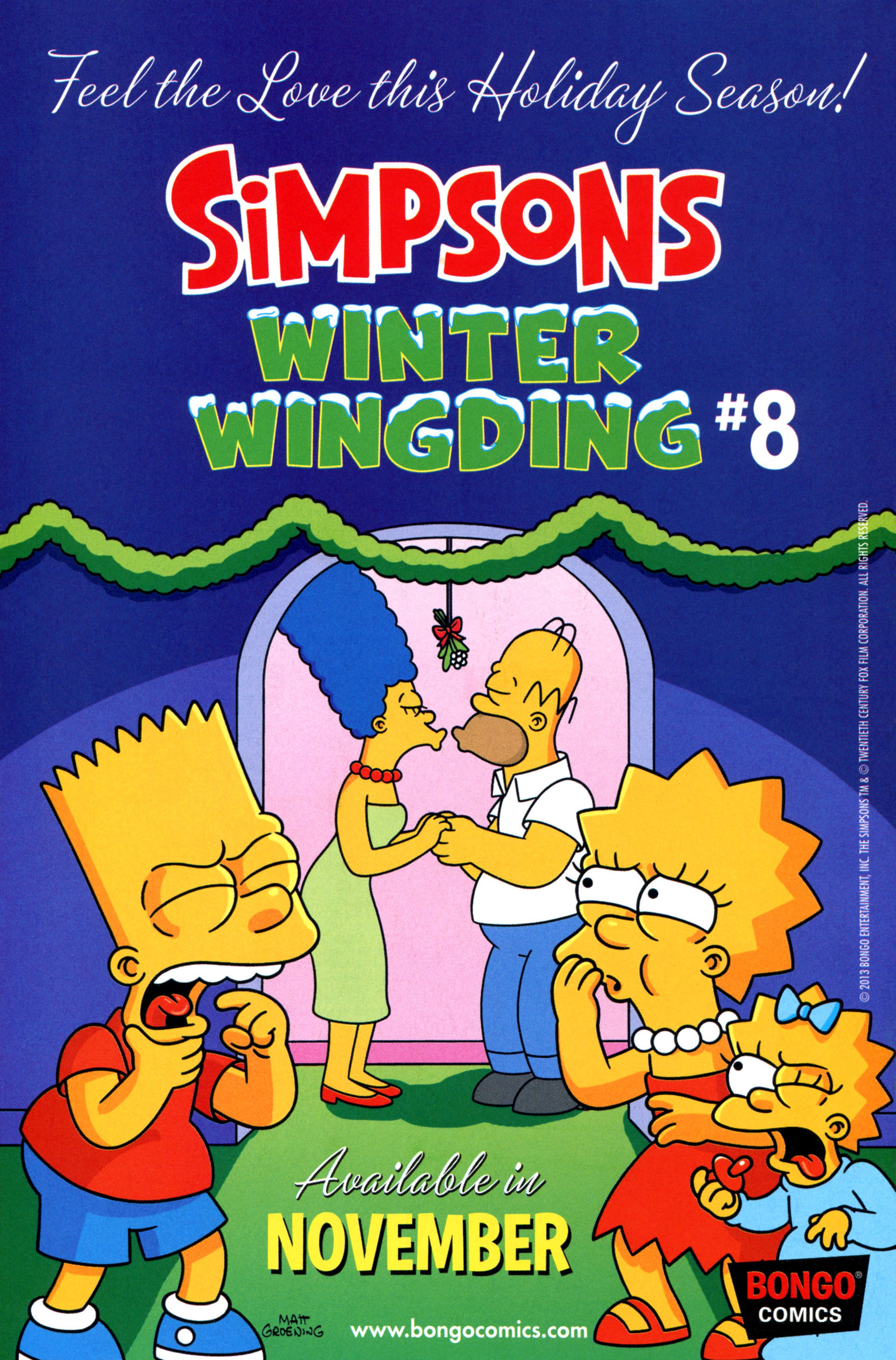 Read online Simpsons Illustrated (2012) comic -  Issue #8 - 47