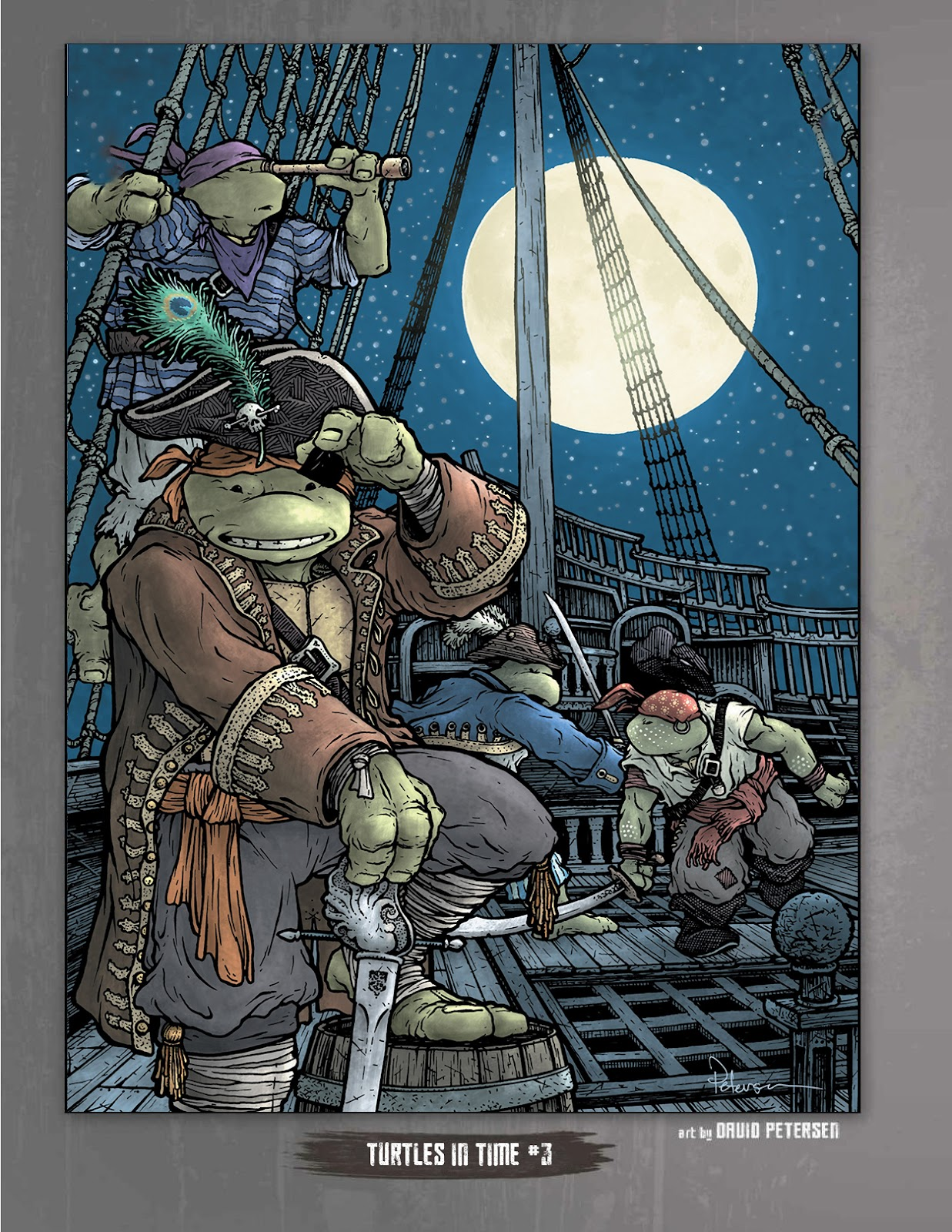 Read online Teenage Mutant Ninja Turtles: The IDW Collection comic -  Issue # TPB 5 (Part 1) - 53