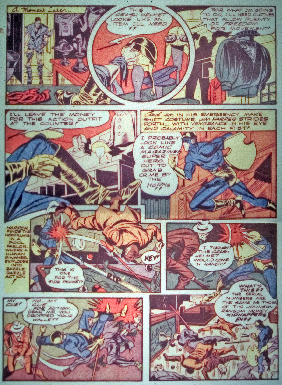 Star Spangled Comics (1941) issue 7 - Page 5