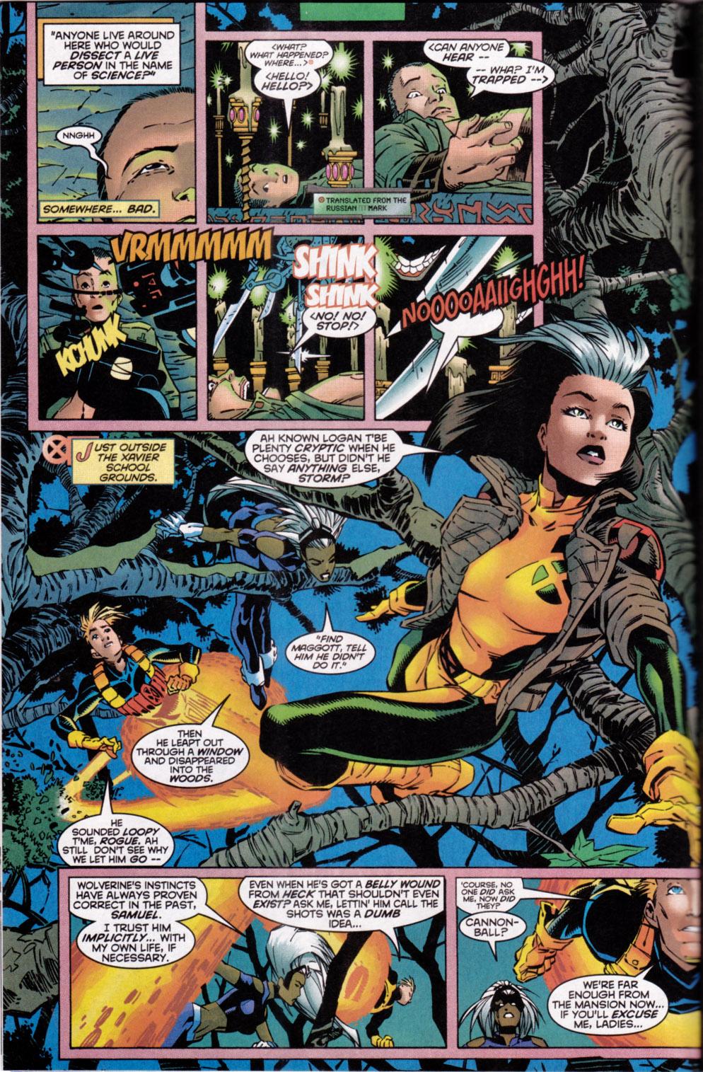 X-Men (1991) 75 Page 5