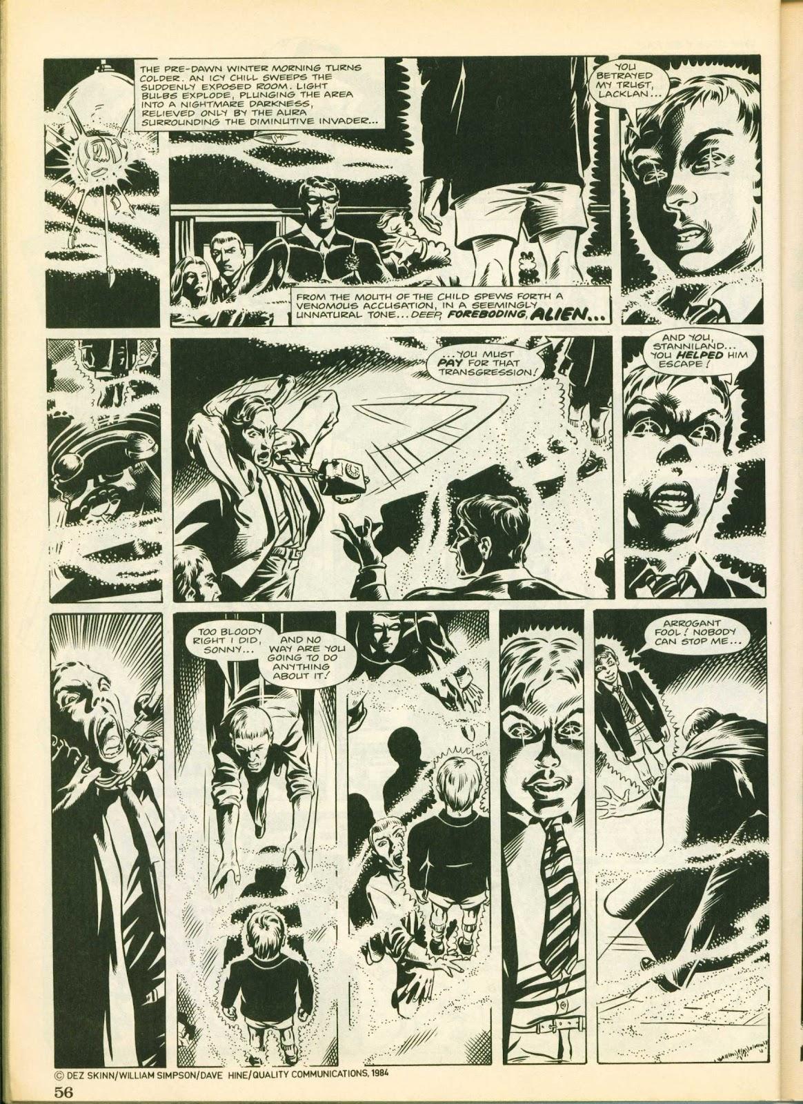 Warrior Issue #25 #26 - English 55