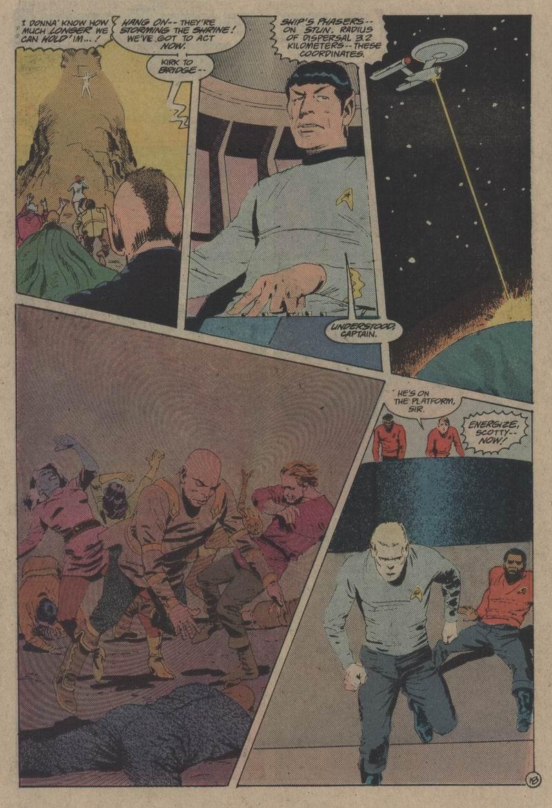 Star Trek (1984) #56 #59 - English 19