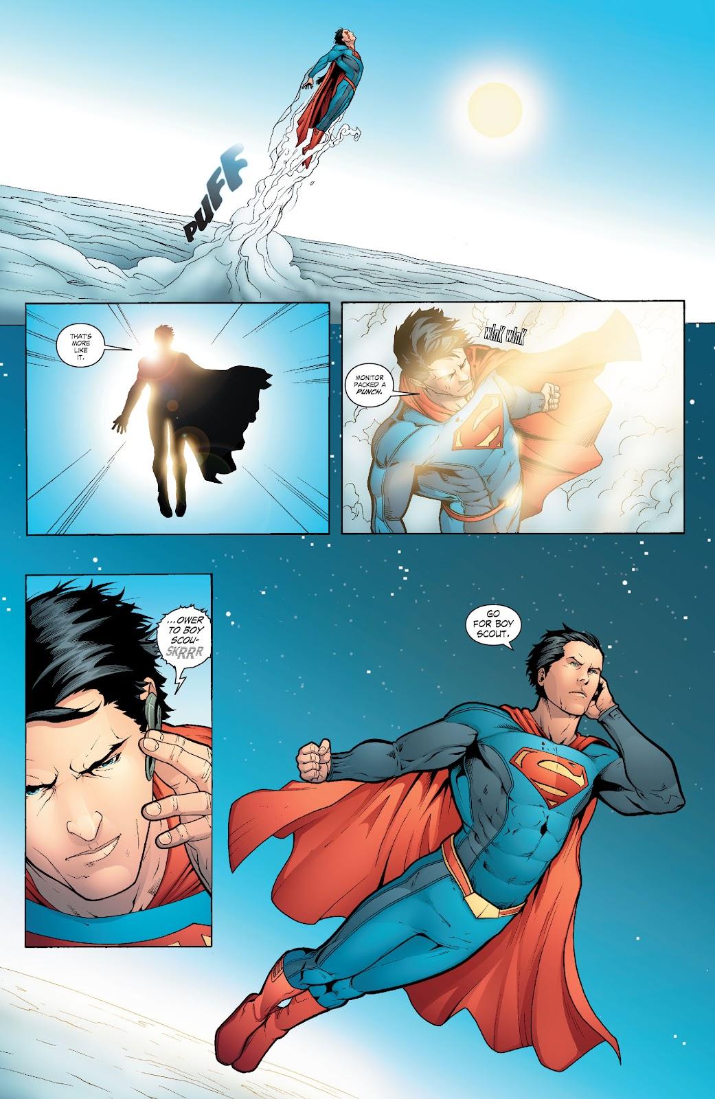 Read online Smallville Season 11 [II] comic -  Issue # TPB 6 - 114