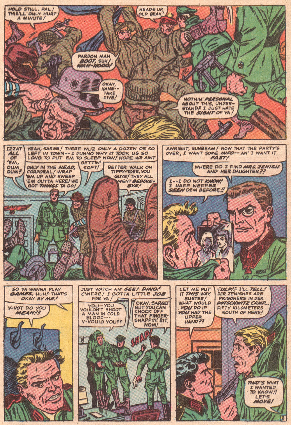 Read online Sgt. Fury comic -  Issue #80 - 13