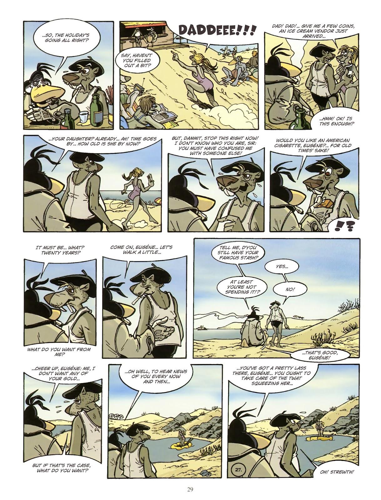 Une enquête de l'inspecteur Canardo issue 11 - Page 30