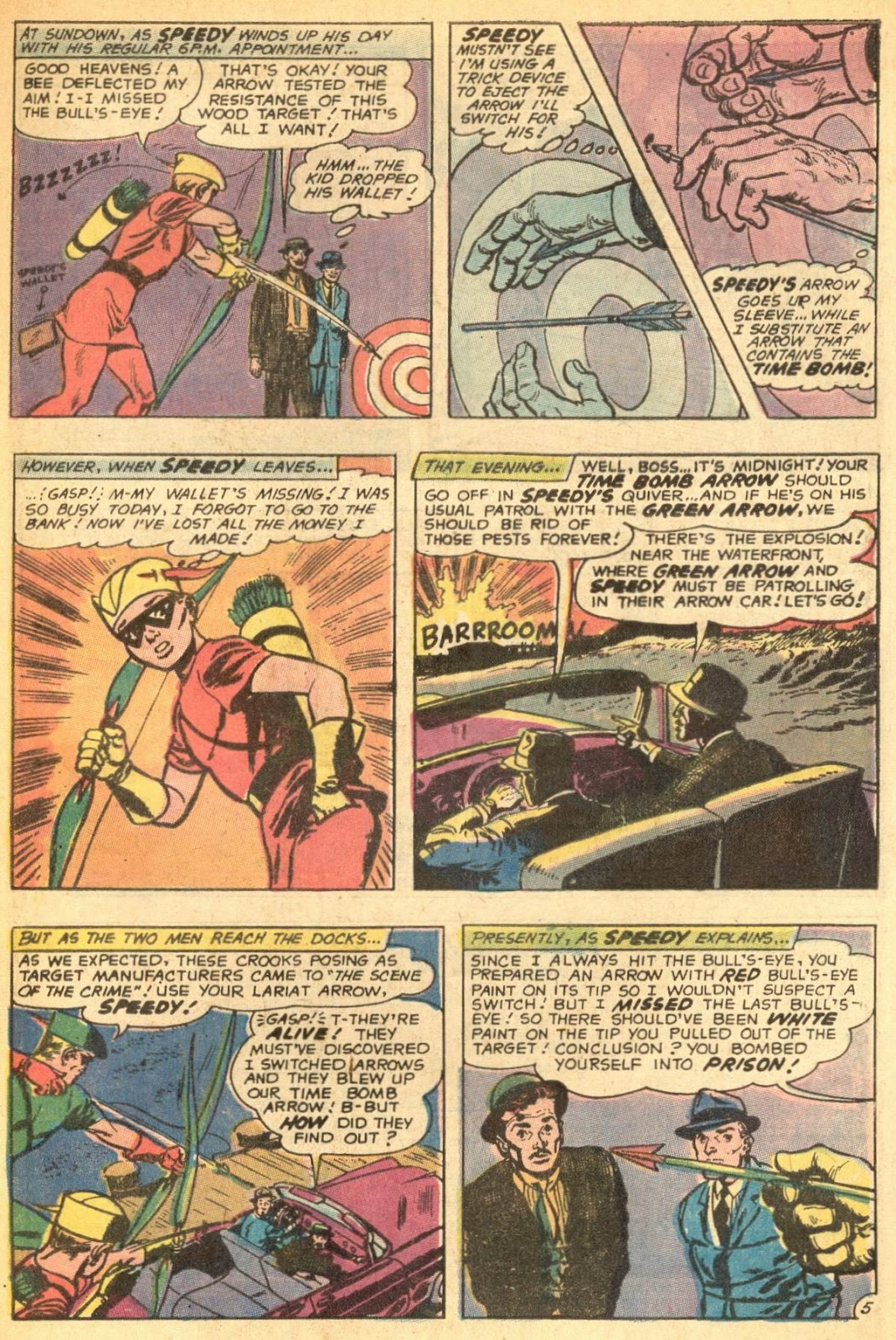 Teen Titans (1966) issue 35 - Page 47