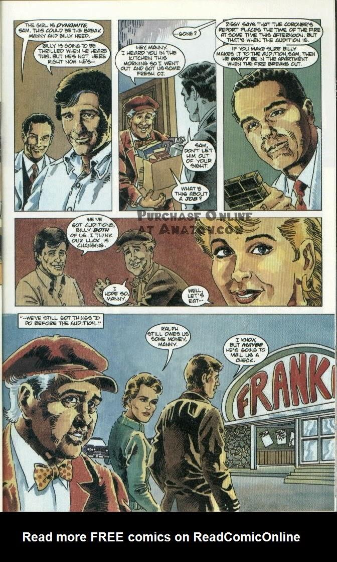 Read online Quantum Leap comic -  Issue #10 - 17