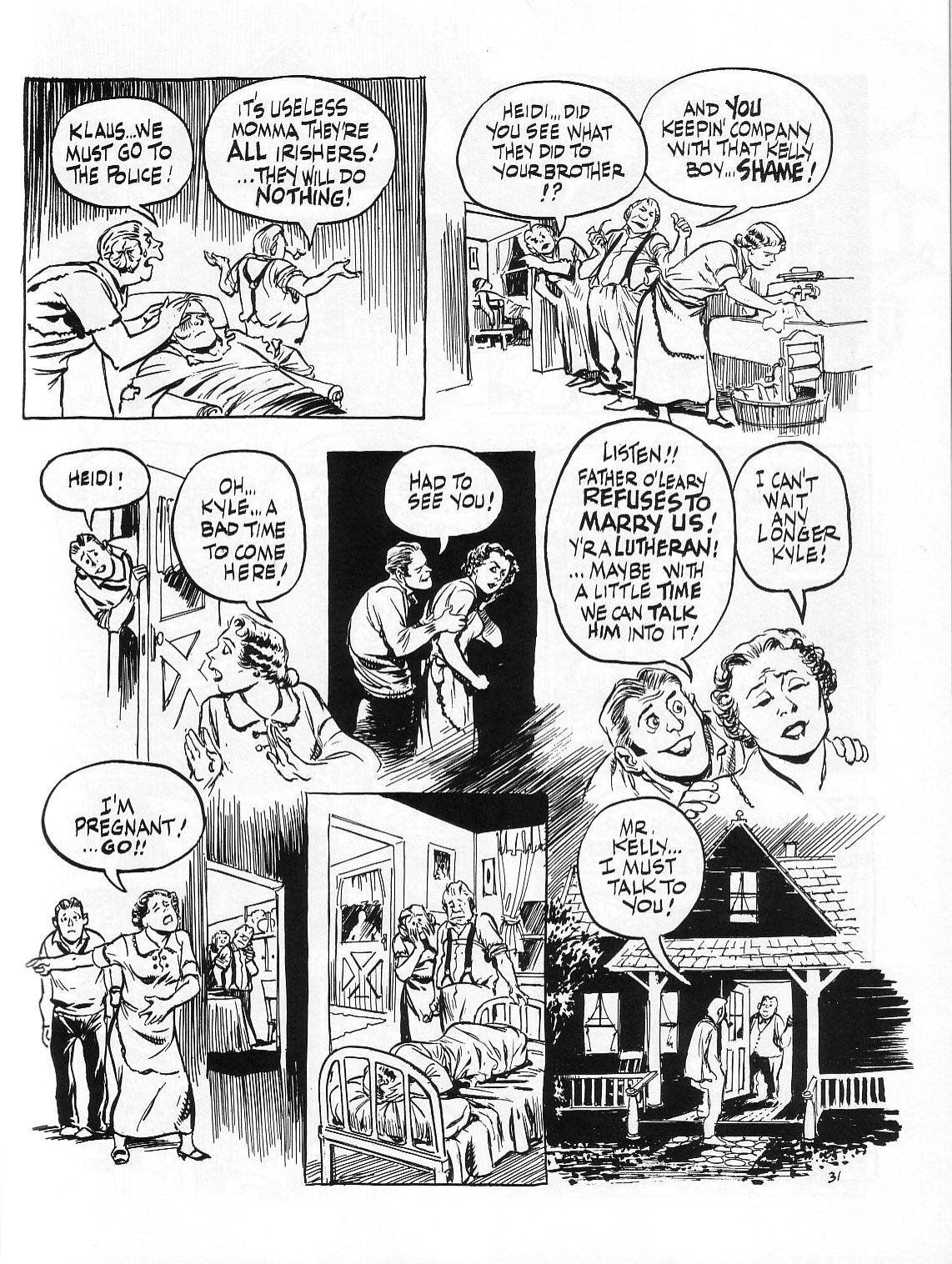 Read online Dropsie Avenue, The Neighborhood comic -  Issue # Full - 33