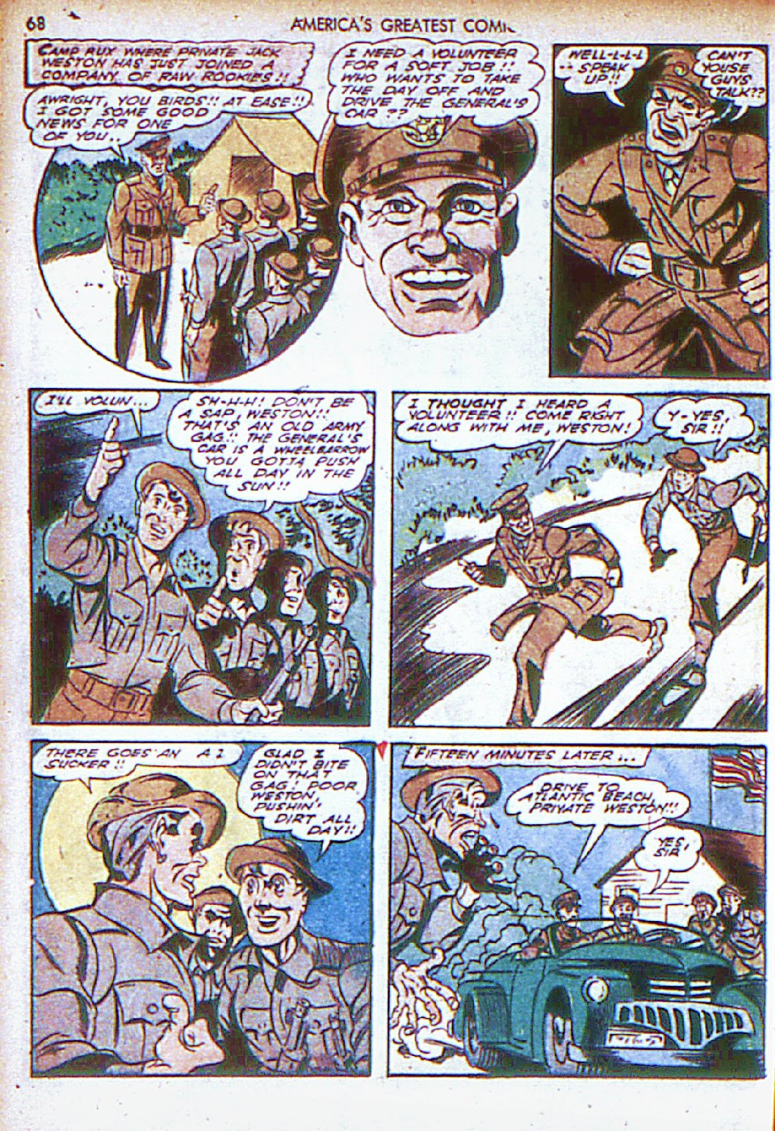 Americas Greatest Comics issue 6 - Page 69