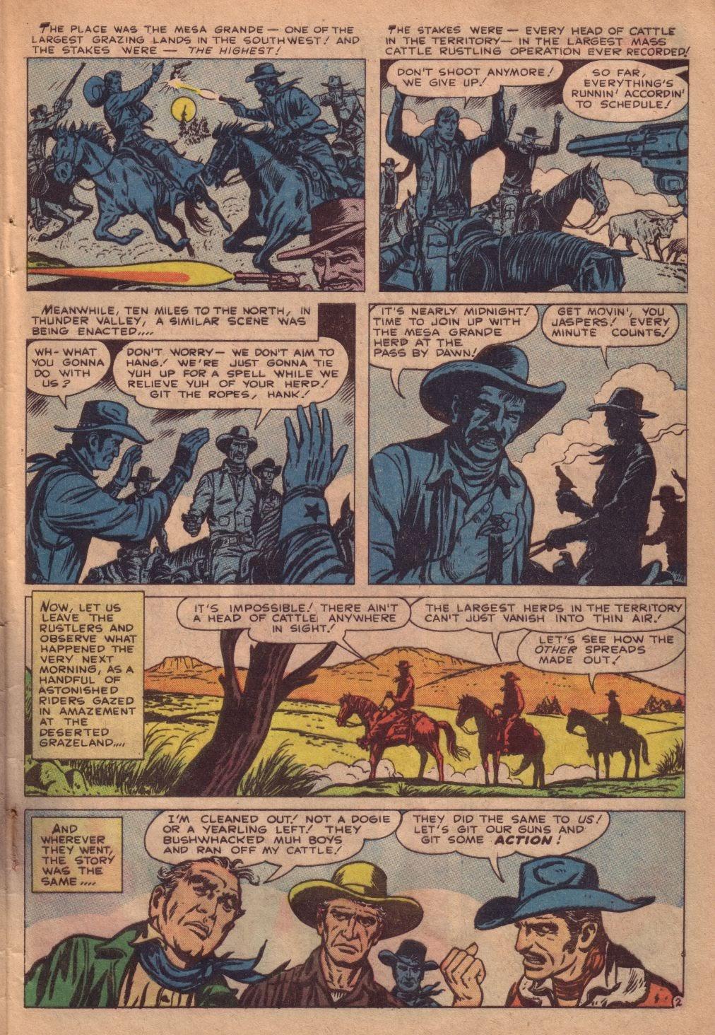 Gunsmoke Western issue 67 - Page 29