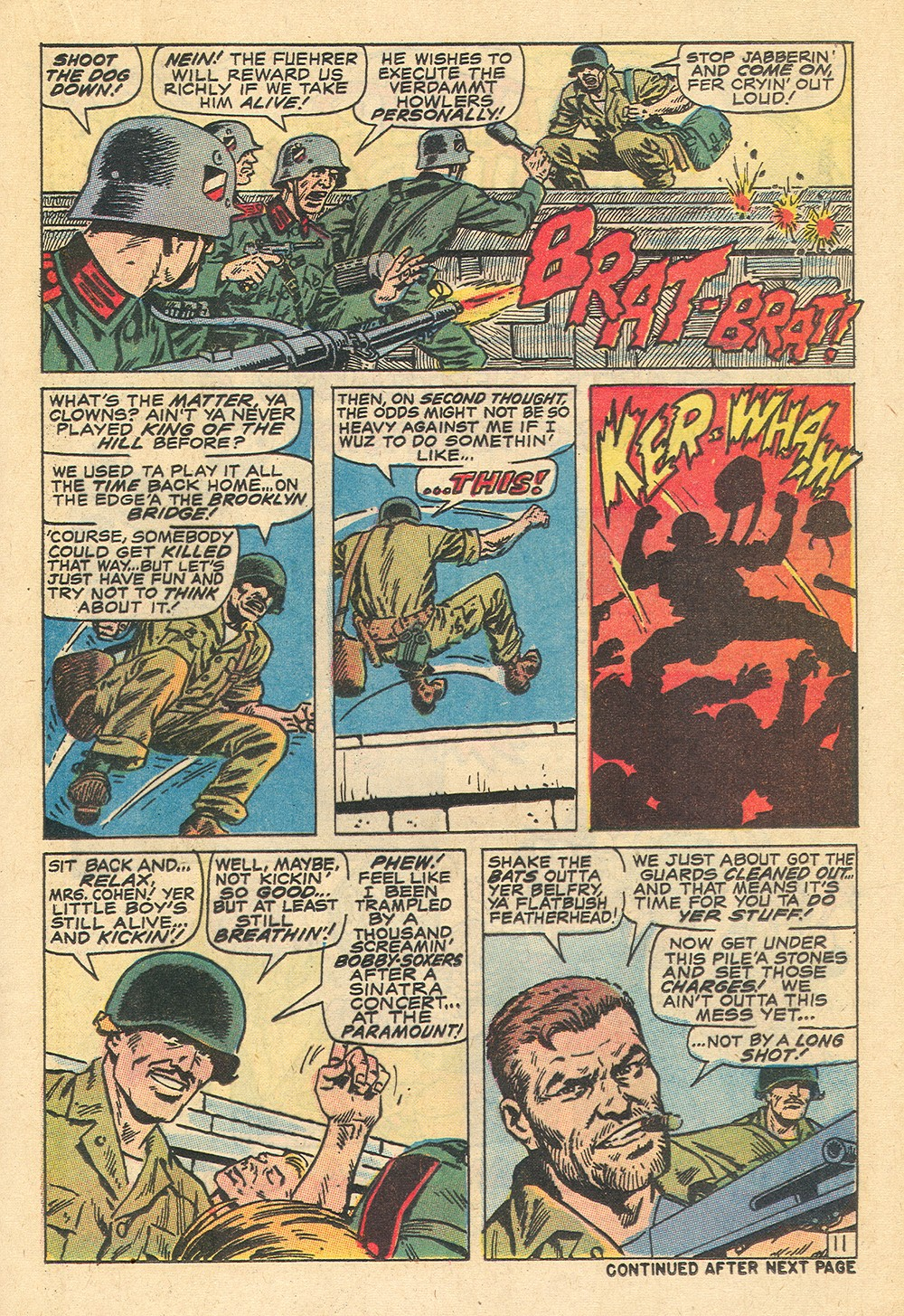 Read online Sgt. Fury comic -  Issue #71 - 17