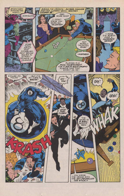 Read online Sleepwalker comic -  Issue #19 - 12