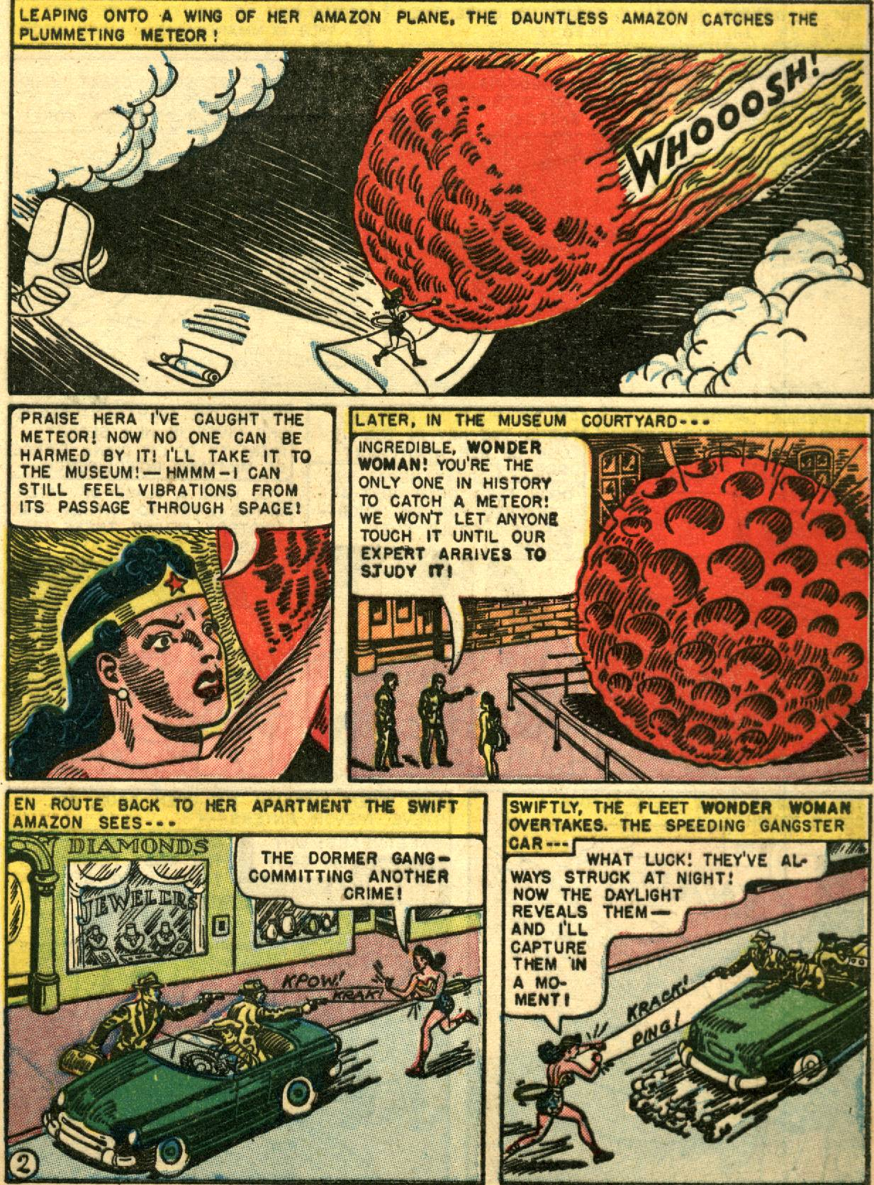 Read online Wonder Woman (1942) comic -  Issue #67 - 28
