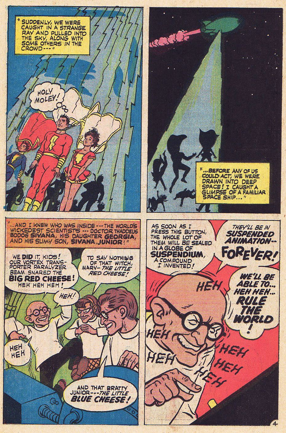 Read online Shazam! (1973) comic -  Issue #1 - 11