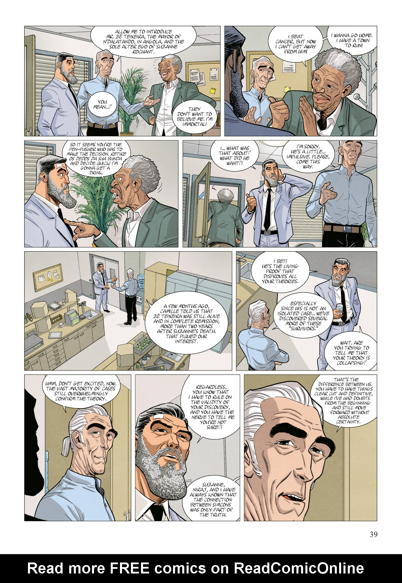 Read online Alter Ego comic -  Issue #10 - 40