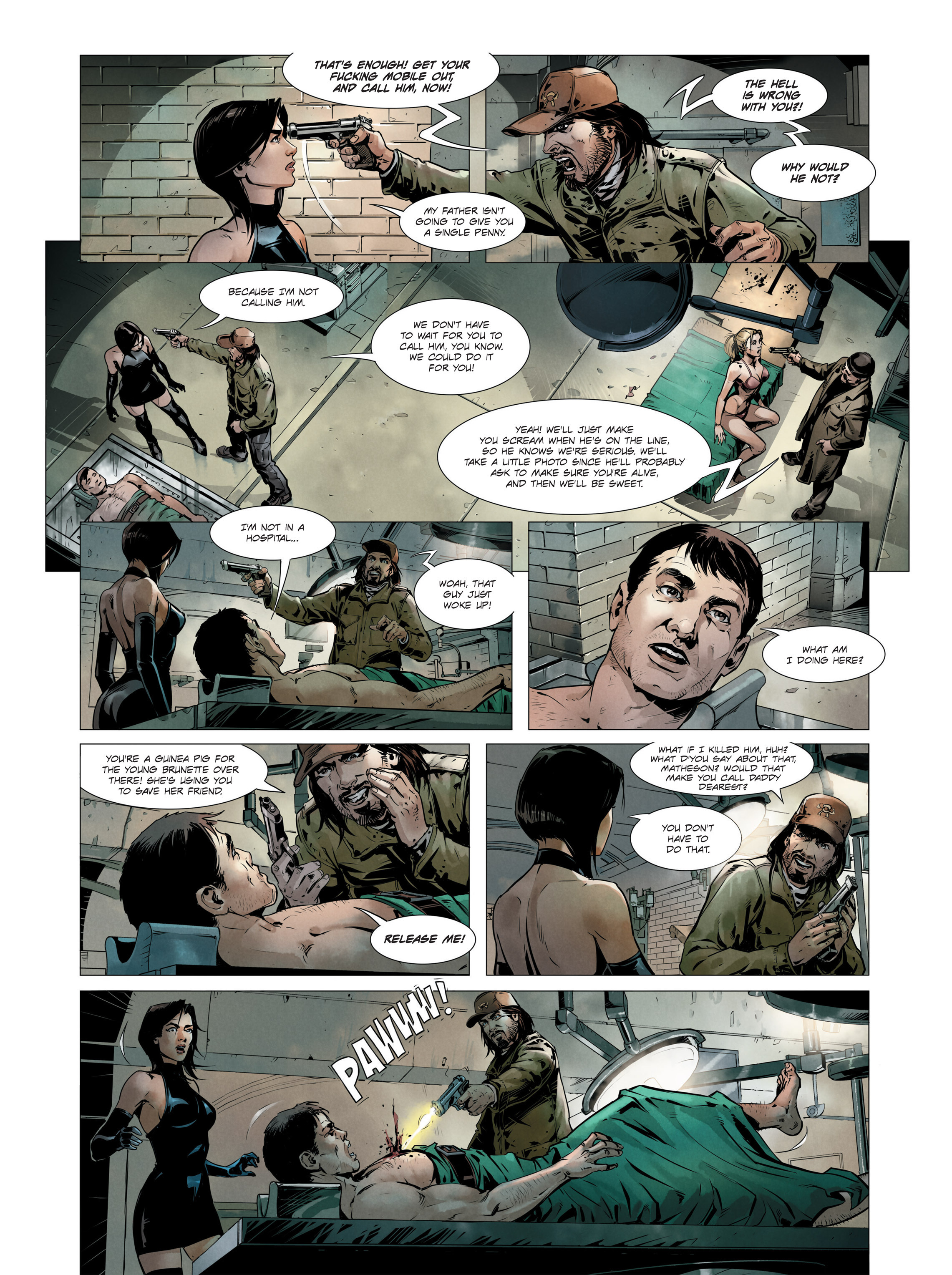 Read online Alice Matheson comic -  Issue #3 - 39