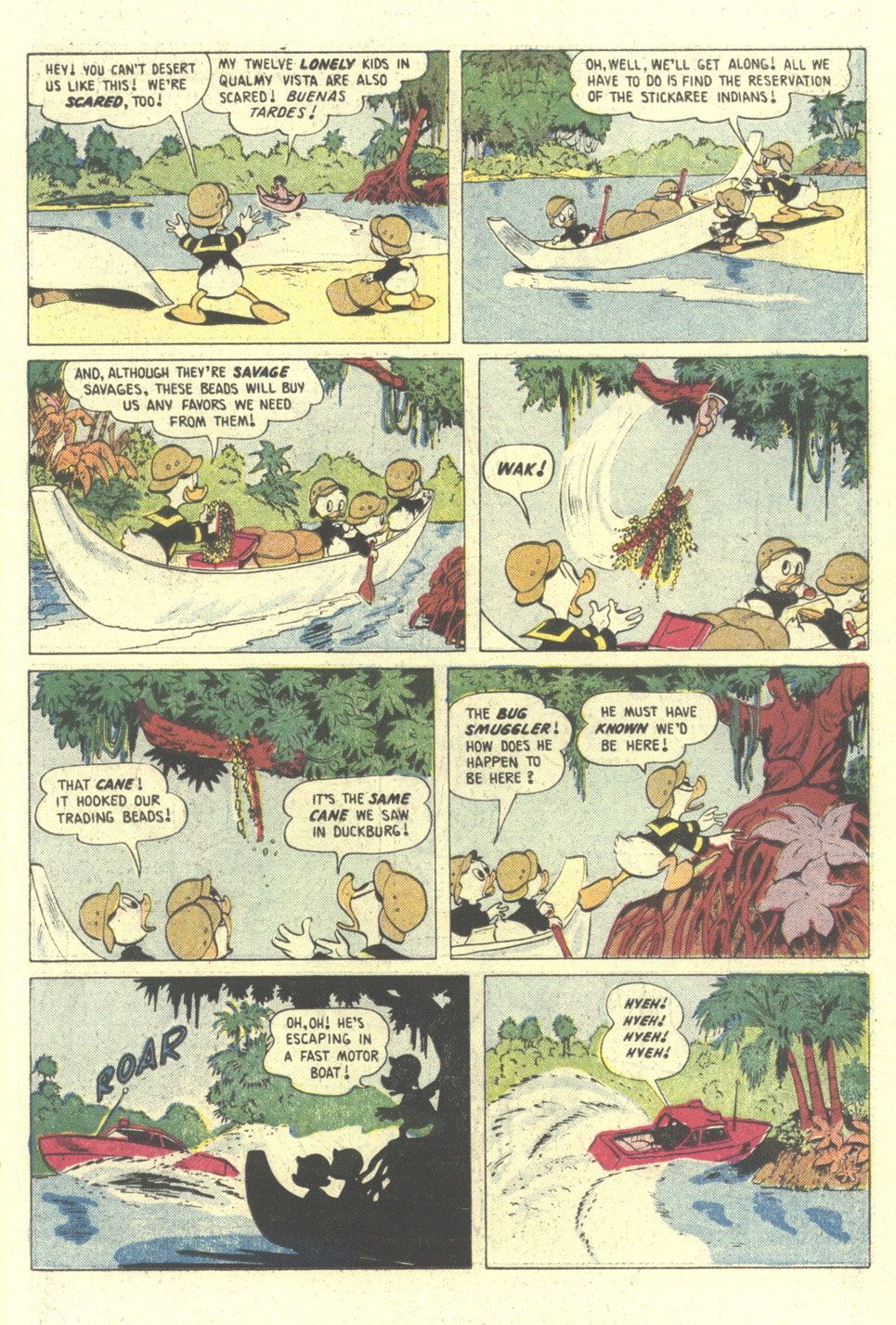 Walt Disney's Donald Duck (1986) issue 248 - Page 11