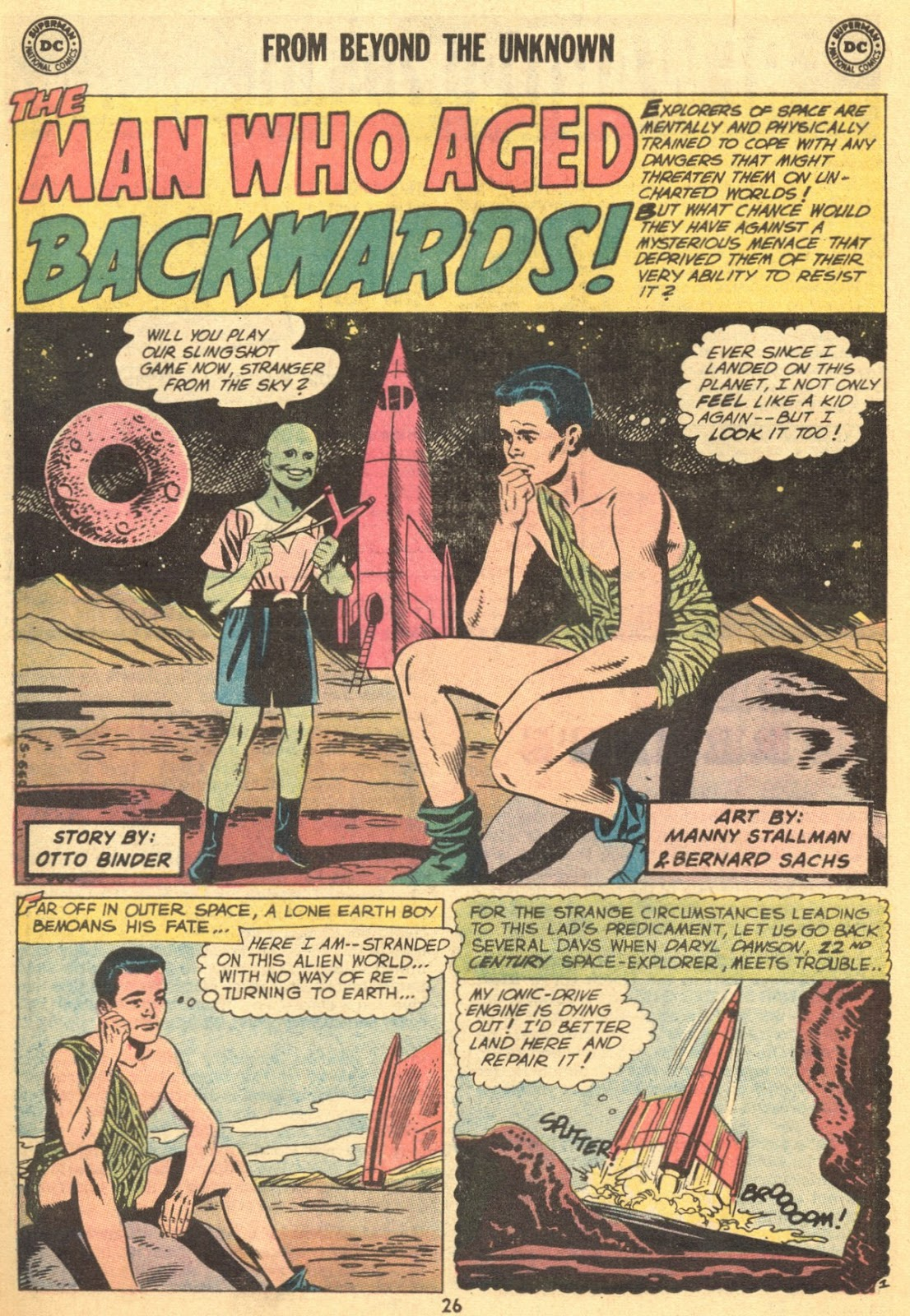 From Beyond the Unknown (1969) issue 9 - Page 28